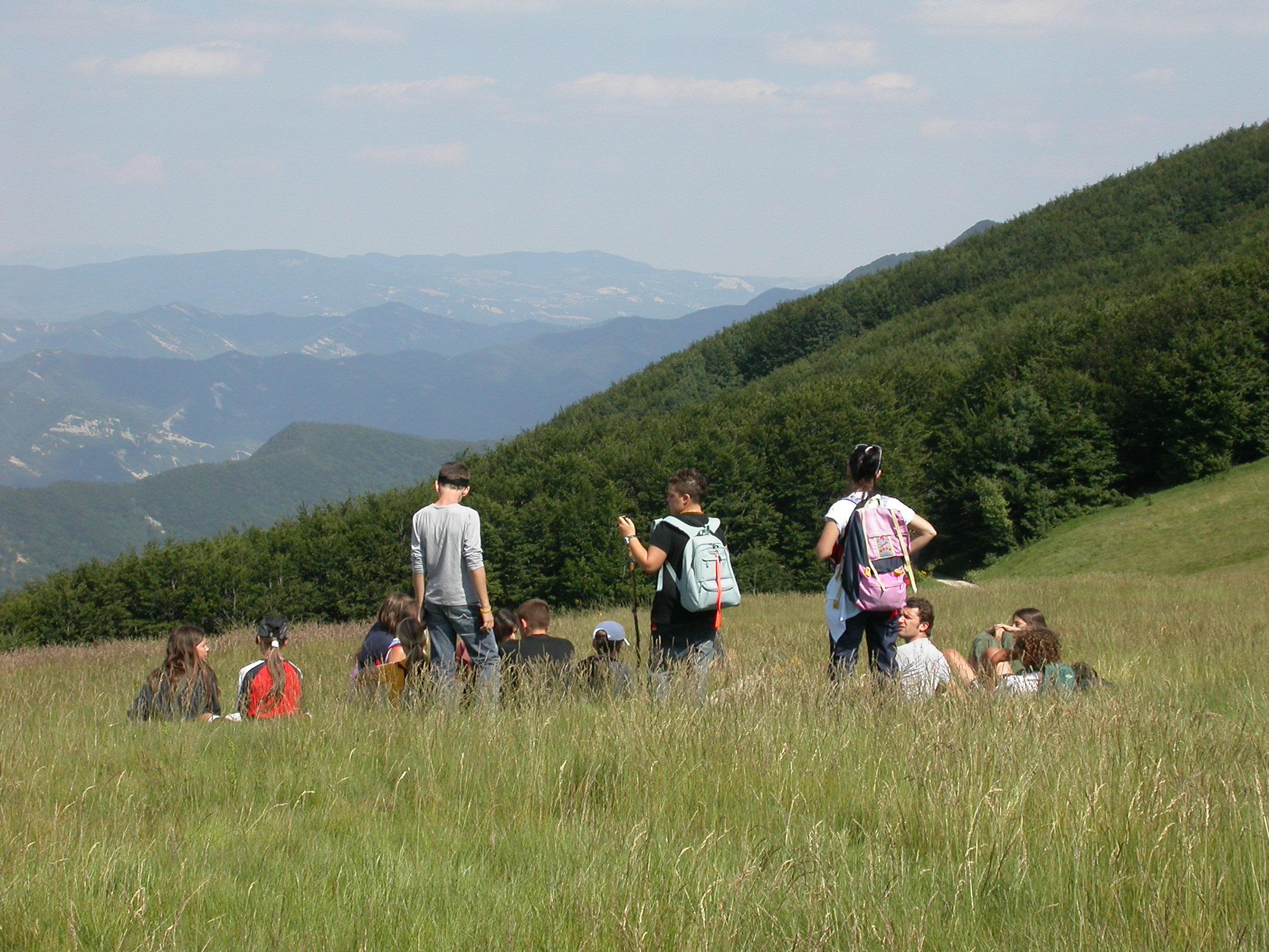 Campi estivi per ragazzi | Parco Nazionale Foreste Casentinesi